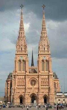 Iglesia de Lujan, Buenos Aires