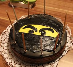 Ninjago cake for Chris (10) by Bindu (Aiden would love this!!)