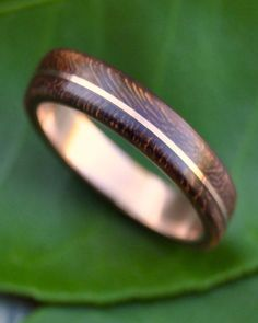Why Choose Wooden Wedding Ring Sets