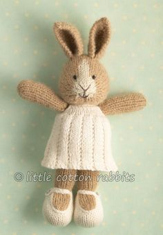 Bernice by LCRknitted on Etsy