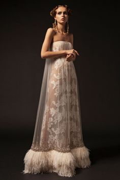 Wedding Dresses A Line Fitted MaySociety Krikor Jabotian Spring/Summer 2019 Couture Mode, Style Couture, Couture Fashion, Runway Fashion, Tumblr Mode, Vestidos Para Baby Shower, Mode Costume, Bridal Fashion Week, Mermaid Dresses