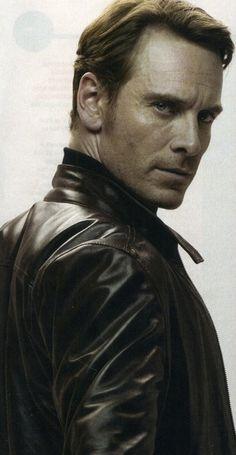 Michael Fassbender as Erik Lehensherr