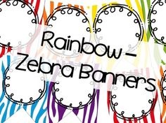 Banners Included:1. Reading2. Math3. Writing4. Social Studies5. Science6. Facts (multiplication & division / addition & subtraction7. Birthdays8. Homework9. Class Jobs10. Editable Blanks Banners! Font used in product is described on credits page of product, I encourage you to download the same font if you would like to use the editable version!