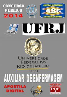 Apostila Concurso Publico UFRJ Auxiliar de Enfermagem 2014