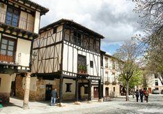 http://guias-viajar.com/ Villa medieval de Covarrubias en Burgos