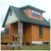 Whitehorse II Cabin Plan at BackroadHomes.com