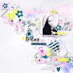 From IG: @prettylittlestudio We are excited to welcome @iampinay25 as our June guest designer! Check out the blog to see all the pretty details of her first layout and to read her Q&A! . . #prettylittlestudio #claudiavanrwithallmyheart #scrapbooking #papercrafts #plsguestdesigner