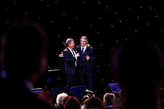 Launch of the Andrea Bocelli Foundation: Andrea Bocelli & David Foster