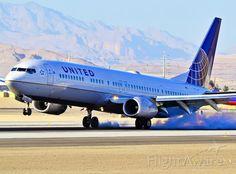 United Airlines Boeing 737-924/ER N53442 / 0442 (cn 33536/3027)  Las Vegas - McCarran International (LAS / KLAS) USA - Nevada, June 16, 2011 Photo: Tomás Del Coro