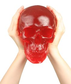 What Would You Do With A Giant Gummy Skull?