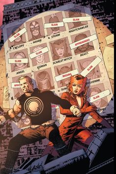 Havok & Scarlet Witch UA #4