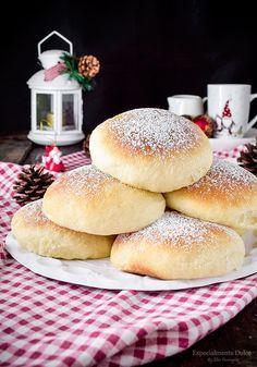 Donuts, Flan, Crackers, Deserts, Pie, Bread, Cookies, Breakfast, Recipes
