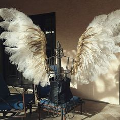 Browse unique items from TheCrookedFeather on Etsy, a global marketplace of handmade, vintage and creative goods. Halloween Costumes For Girls, Halloween Cosplay, Diy Wings, Diy Angel Wings, Fairy Wings Costume, Cosplay Wings, Diy Angels, Angel Drawing, Ange Demon