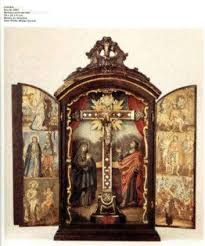 Resultado de imagem para oratórios de madeira Catholic, Picture Frames, Spirituality, Christian, Home Decor, Pictures, Beauty, Food, Religious Pictures