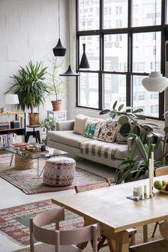 Wenn Sie Weiße Wände Wohnung Inspiration Inspiration Brauchen, Diese  Downtown Brooklyn