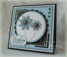 WT216 Birthday Wishes by strappystamper - Cards and Paper Crafts at Splitcoaststampers