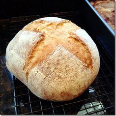 Recipe: French Bread Boule