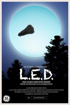 LED light home. #movie #poster #LED