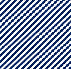 Diagonal Stripes - Cobalt Blue fabric by kimsa on Spoonflower - custom fabric