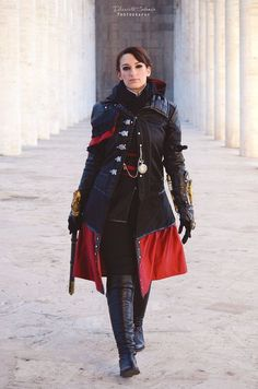 Evie Frye Cosplay by GiorgiaSanny #cosplay #AssassinsCreed #game #costume #anime #superhero
