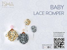 Isha Creations Home page Australia Shopping, Creation Homes, Shop Usa, Lace Romper, Cute Babies, Crochet Earrings, Baby, Things To Sell, Dresses