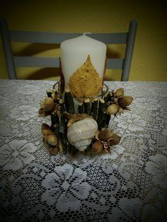 Podzimní svícen