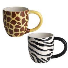 Assorted Animal Surprise Mugs
