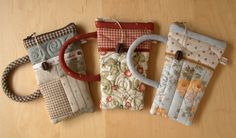 PatchworkPottery: quilting