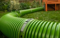 The durable Zippi rabbit burrow pipes are fully ventilated and are predator proof Large Rabbit Run, Large Rabbits, Indoor Rabbit Cage, Rabbit Cages, Rabbit Burrow, Rabbit Tunnel, Rabbit Habitat, Rabbit Enclosure, The Burrow