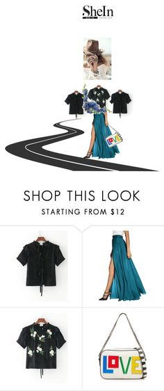 """""""on the road"""" by anelia-georgieva ❤ liked on Polyvore featuring Les Petits Joueurs and Spell & the Gypsy Collective"""