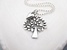 tree of love necklace by sophie jones jewellery | notonthehighstreet.com