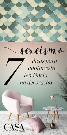 Sereismo! 7 ideias de decoração para adotar o estilo do mar