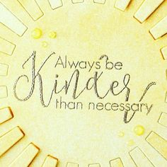 Sneak peeking a card you will see on @simonsaysstamp tomorrow. #kindness #sugarpeadesigns #gotjoycreations #simonsaysstamp