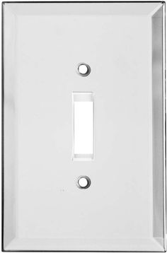 beveled glass switch plate cover 11 walls pinterest switch plate covers glass and hardware