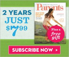 Parents Magazine Only $0.33 Each Issue!