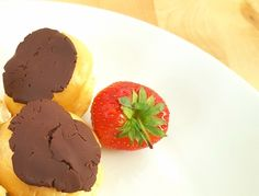 If you follow this recipe for chocolate profiteroles you'll be rewarded with a light all-butter choux pastry dome that encases a thick, sweetened whipped cream centre and is topped with a generous layer of dark chocolate sauce. They're the perfect dessert to make if you want to impress your friends and family.