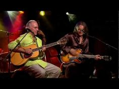 """Larry Carlton & Robben Ford - """"Hand in Hand to the Blues"""" - Live New Morning Paris"""