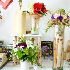 Flower shop decoration