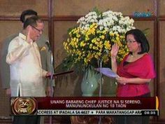 Sereno now new SC chief justice: The end justifies the means?