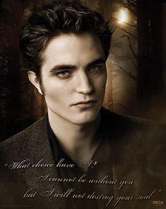 Edward Cullen..I am so team Edward!