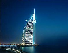 Hotel Burj Al Arab, Dubai Unico hotel de 7 estre