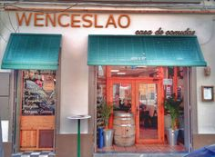 El mundo de Avekrénides.                     : WENCESLAO. CASA DE COMIDAS.