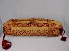 Victorian Carpet Bag Antique Provencal Textile Bag Edwardian Carpet Bag 1900's ($227.50) - Svpply