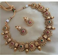 Apsara Art Jewellery Gold Plated kundan Stone Studded Copper Necklace Choker Set for Girls and Womens Jewelry Art, Wedding Jewelry, Gold Jewelry, Jewelry Design, Tikka Jewelry, India Jewelry, Bridesmaid Jewelry, Antique Jewelry, Copper Necklace