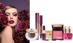 Pupa Velvet Garden, make up Autunno 2016 - Beautydea Beauty News, Beauty Trends, Makeup Trends 2017, 2017 Makeup, Cosmetics News, And Just Like That, Vintage Makeup, Makati, Beauty Make Up
