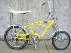 1968 Schwinn Lemon Peeler