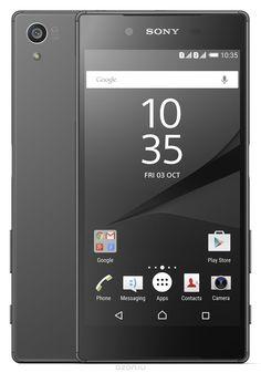 Sony Xperia Z5 Dual, Graphite Black - купить в разделе электроника sony xperia z5 dual, graphite black по лучшей цене от интернет-магазина OZON.ru