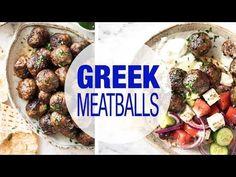 Greek Meatballs (Keftedes) | RecipeTin Eats