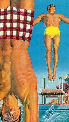 Vintage Swimsuits 1955-(via File Photo)- on Flickr.