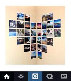 But with Polaroid photos